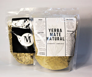 Yerba Mate  Matecito Natural.