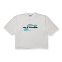 Mission t-shirt White