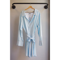 Boyfriend dress Baby Blue