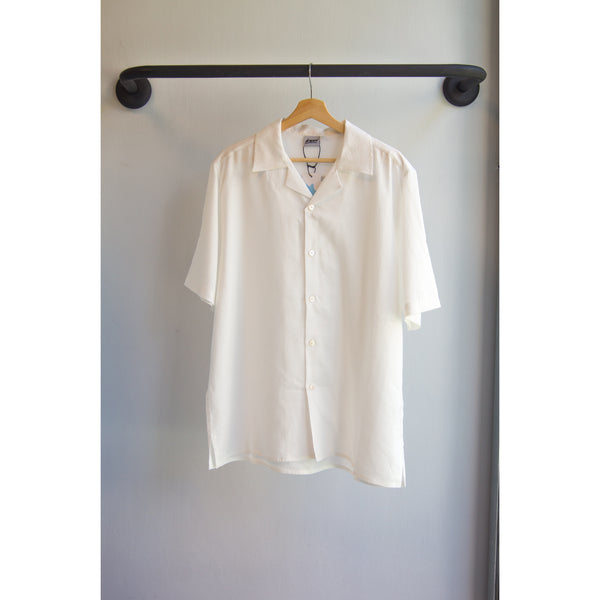 Vacation shirt white Linen