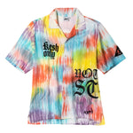 Vacation shirt tie dye