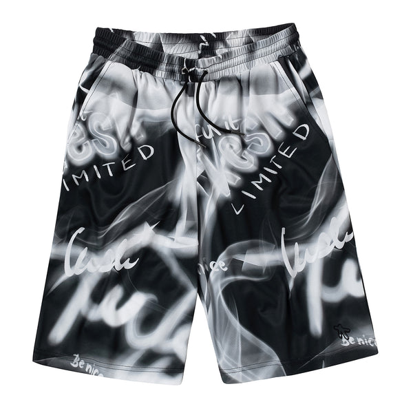 Smoke shorts black