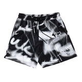 Smoke short shorts black
