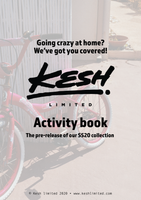 Kesh Activity book
