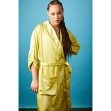 Hotel robe Yellow