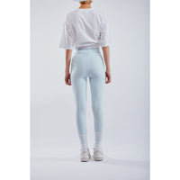 Winter leggings ice blue