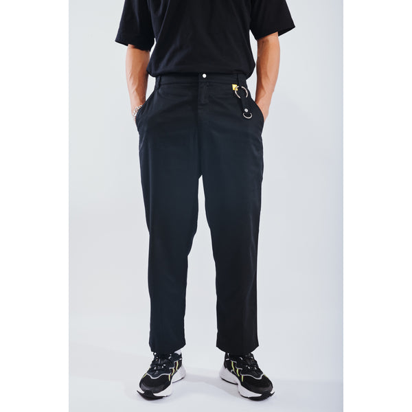 Basic winter pants black