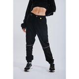 Jones pants black