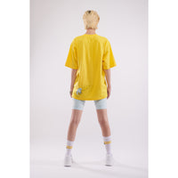 Robo-fly t-shirt yellow