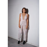 All the stars jumpsuit Nude