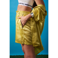 Vacation shorts Yellow