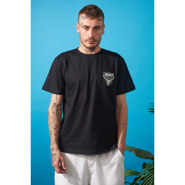Coin t-shirt Black