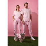 Logo sweatpants Pink