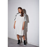 MB t-dress White