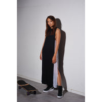 MB Sleeveless dress Black