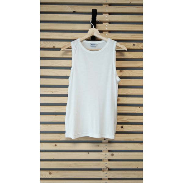 Basic vest Off White