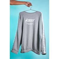 Stuff sweatshirt Grey