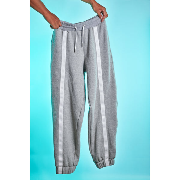 Kick butt sweatpants Grey