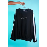 Stuff sweatshirt Black