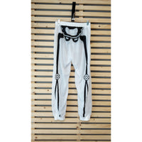 Skeleton pants Black