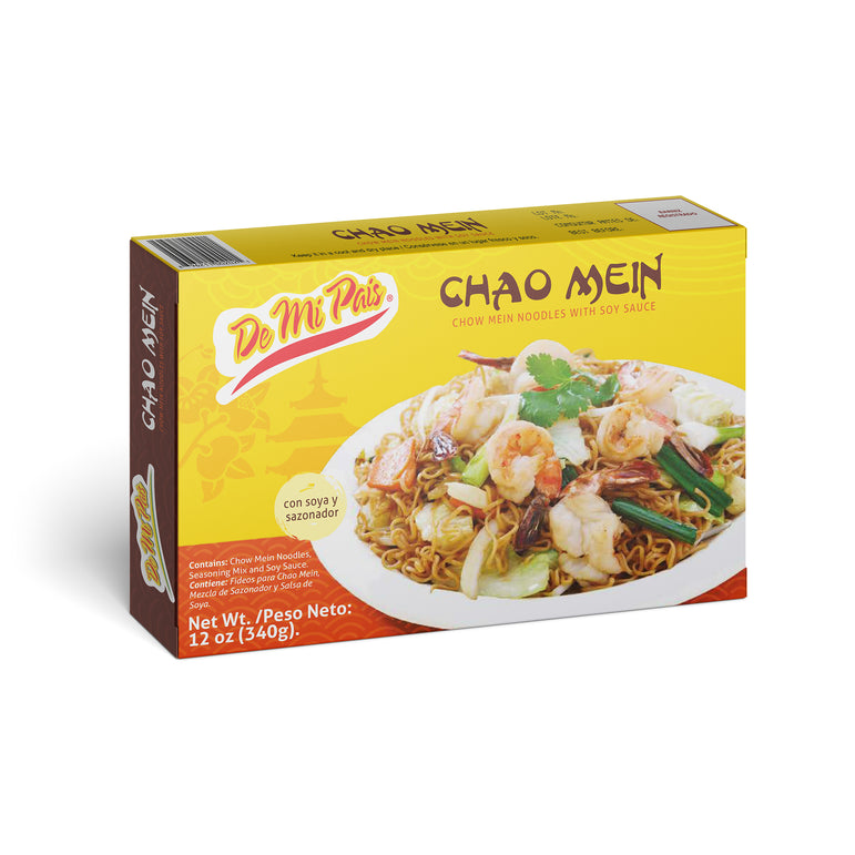 Big Chao Mein Noodles / Chow Mein non Salsa Soya Grande 6-Pack