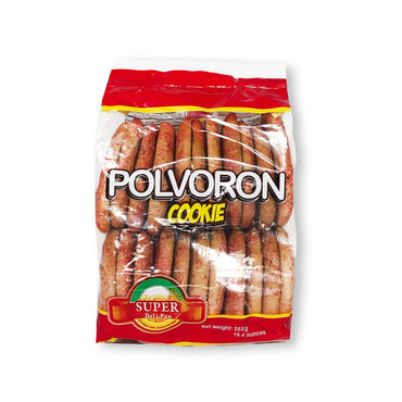 Sugar Polvoron Cookie / Polvorón Regular 6-Pack