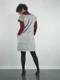 atelier b _ montreal _ velouria _ seattle _ straight cut dress _ grey marl 6.jpg