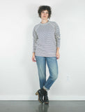 jungmaven _ made in the usa _ cotton and hemp _ velouria _ seattle _ french navy stripe sweatshirt 1.jpg