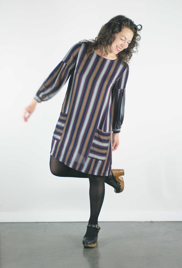 jennifer glasgow _ montreal _ simone dress _ stripes _ velouria _ seattle _ 2.jpg