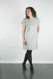 atelier b _ montreal _ velouria _ seattle _ straight cut dress _ grey marl 1.jpg