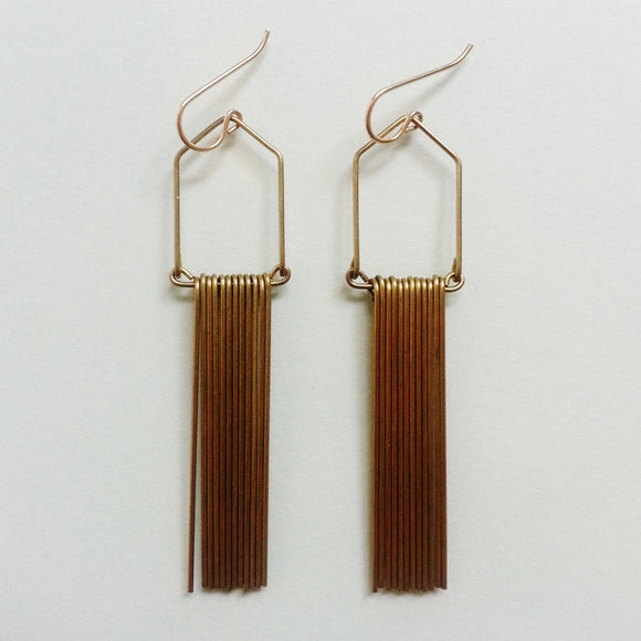 hellbent narrow angular fringe earrings velouria.jpg
