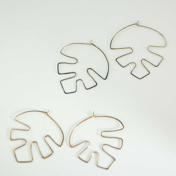 aoko su _ velouria _ seattle - philodendron earrings 2.jpg