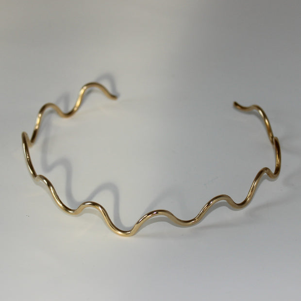 Chill Collar, Brass