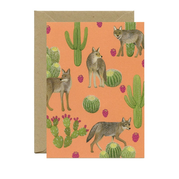 Yeppie Card, Coyote Everyday