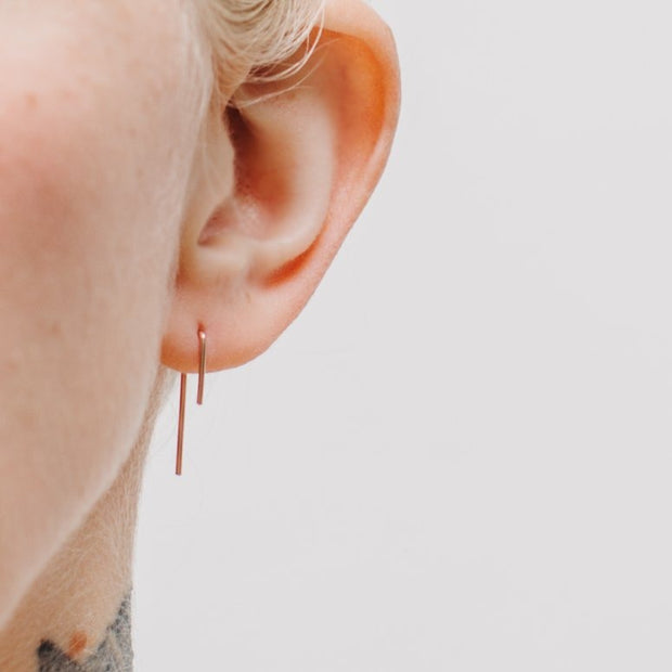 Little Dipper Staple Earring
