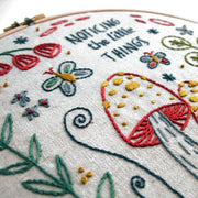 Embroidery Kit, Noticing