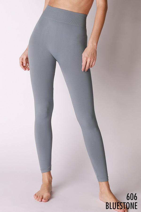 Signature Leggings, Bluestone