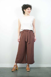 Solanum Pants, Amaretto