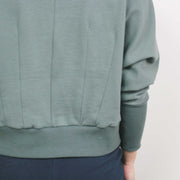 Gattaca Sweatshirt, Green Grey