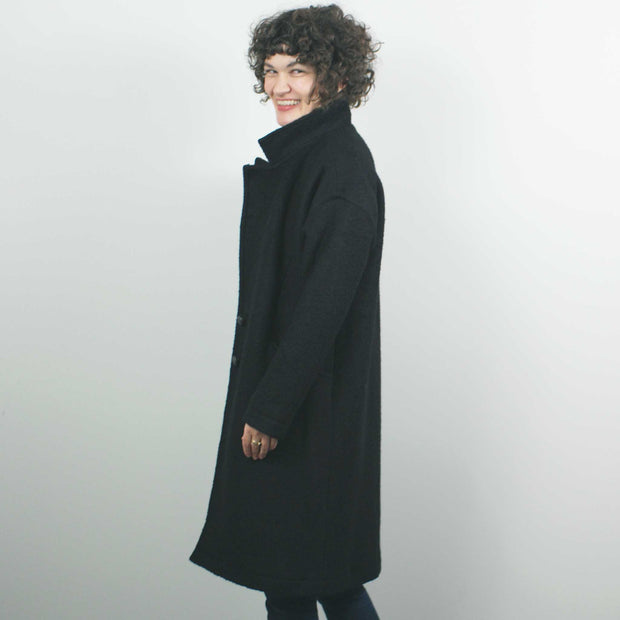 Stevie Coat, Black