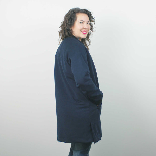 White Jacket, Marine Velour
