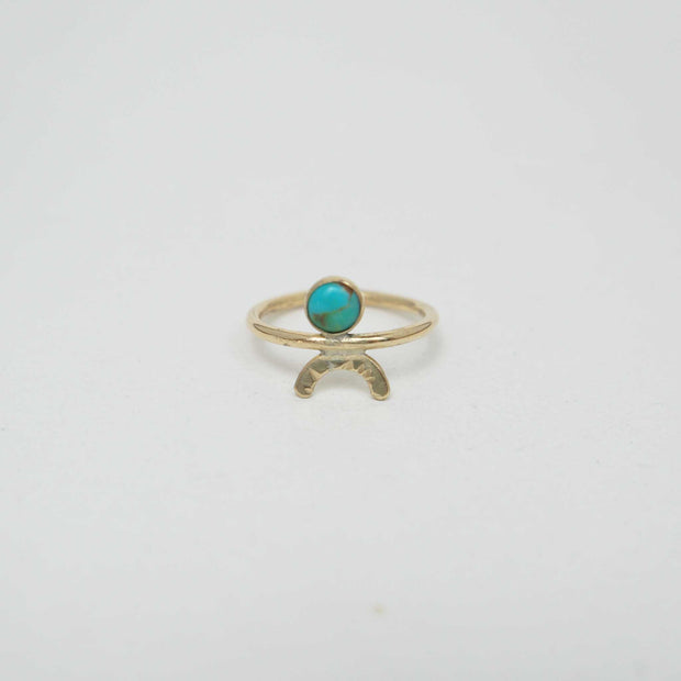 People Rings, Turquoise