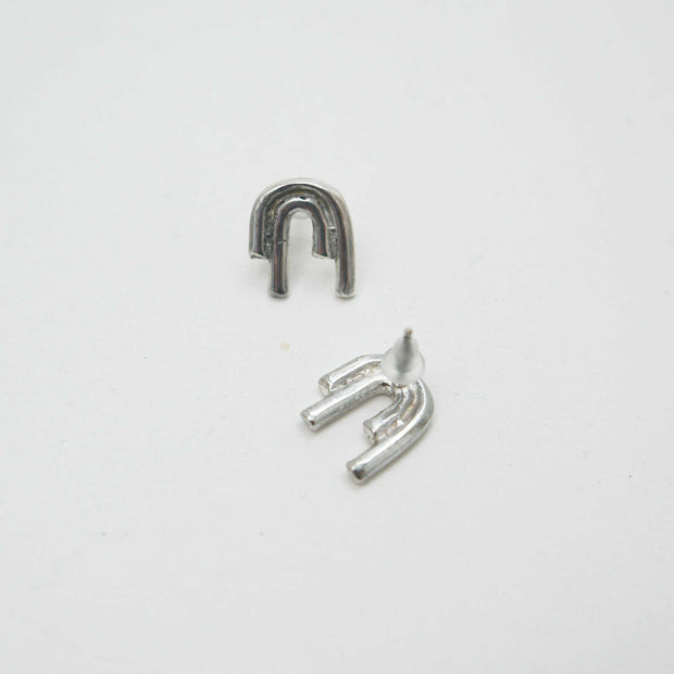 Magnet Studs, Silver