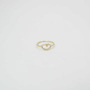 Mind's Eye Ring, Brass