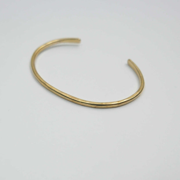 Band Cuff, Brass