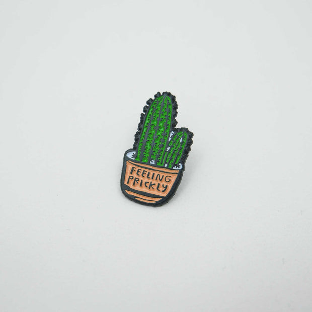 Pin, Feeling Prickly