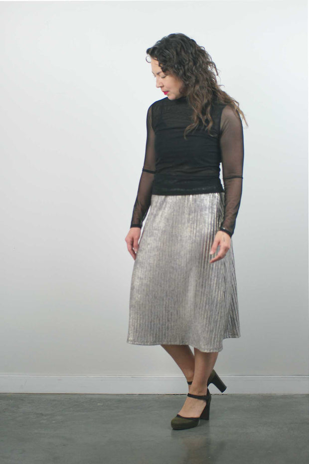 Captain Skirt, Silver
