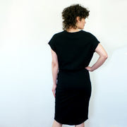 Vervet Dress, Black