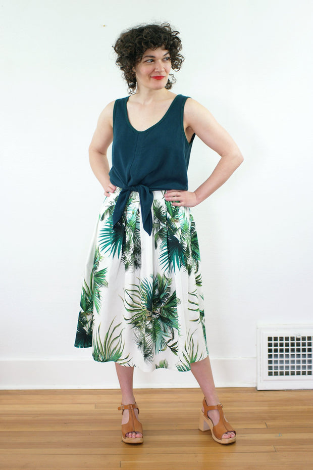 Waikiki Skirt, Tropical