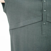 Daman Dress, Black